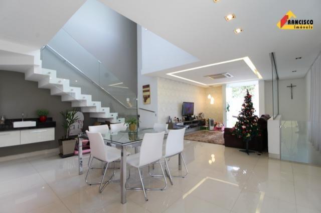 Casa residencial à venda, 4 quartos, 4 vagas, condomínio ville royale - divinópolis/mg - Foto 2