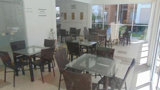 Reserva Passaré II, Projetado, Térreo, 65m2, 3 qtos, 2 Vagas, Piscina, Deck e Academia - Foto 11