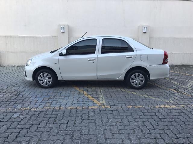 Toyota Etios Sedan 1.5 X Automático 2018 - Foto 3