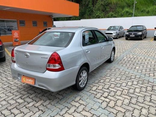 TOYOTA ETIOS 2018/2019 1.5 X SEDAN 16V FLEX 4P MANUAL - Foto 6