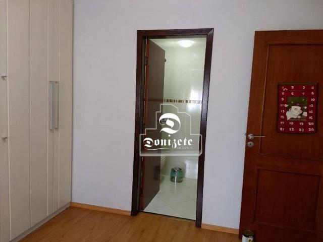 Sobrado com 4 dormitórios à venda, 427 m² por r$ 1.690.000,01 - campestre - santo andré/sp - Foto 9