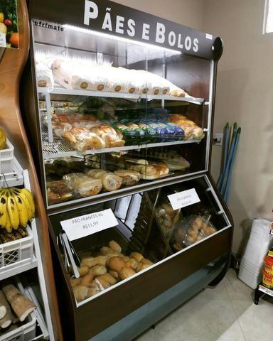 Expositor de pães APTU - produto novo