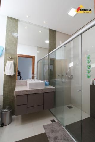 Casa residencial à venda, 4 quartos, 4 vagas, condomínio ville royale - divinópolis/mg - Foto 19