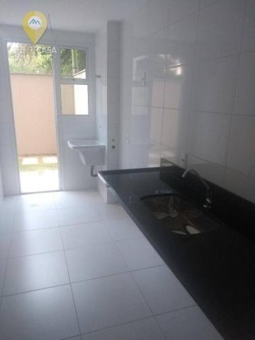 Aptº térreo com quintal gramado 3 qtº- lazer completo à venda, 80 m² - laranjeiras - serra - Foto 10
