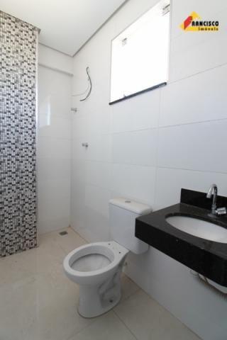 Apartamento para aluguel, 3 quartos, 1 vaga, Santos Dumont - Divinópolis/MG - Foto 8