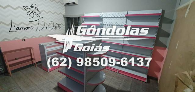 "GÔNDOLAS GOIÁS ""Loja de Cosmético"" - Foto 5"