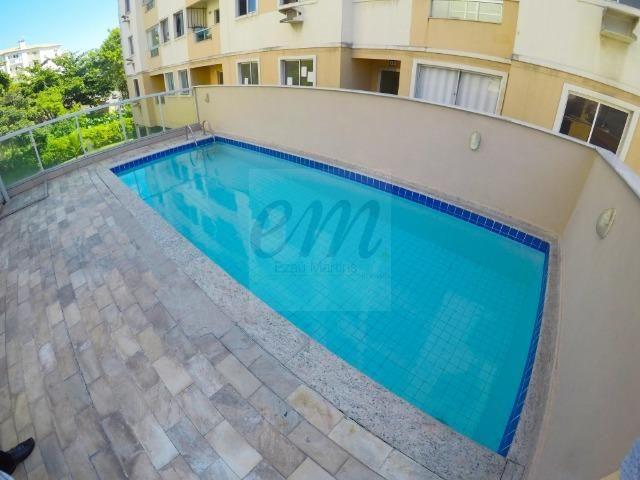 Apto 2 Qts c/ Suíte - 60 M² Reformado - Residencial Vivaldi - Manoel Plaza - Foto 9