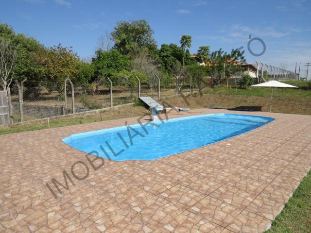 REF 225 Chácara 1187 m², casa novinha, ampla piscina, Imobiliária Paletó - Foto 20