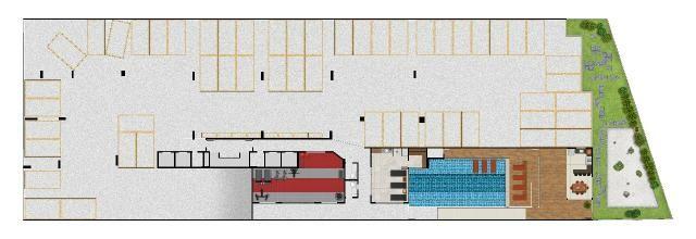 1 quarto e sala Barro Vermelho Novo Lançamento Imperdível - Foto 16