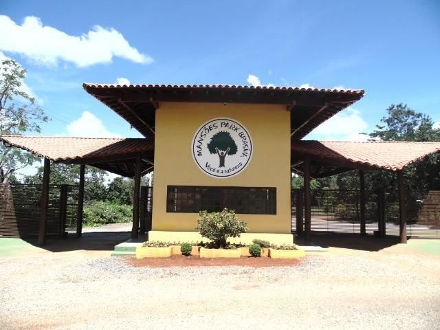 Terreno 02 Hectares Cond. Mansões Park Brasília - Área Rural Nova Betania Df - 135 - Foto 2