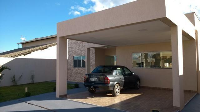 Samuel Pereira oferece: Casa Alto da Boa Vista Nova Moderna Escriturado 3 Suites Armários - Foto 3