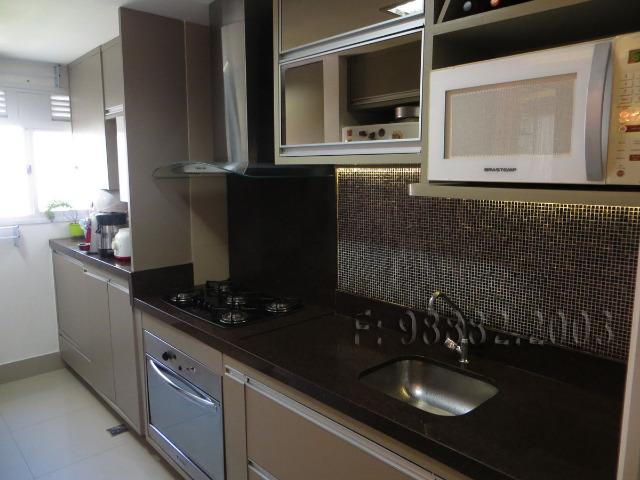 Aceita Troca, apartamento, 92m, 3/4, Lacqua, andar alto, sombra, 2 vagas, Neopolis - Foto 7