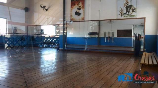 Academia com piscina olímpica aquecida, caraguatatuba - Foto 13