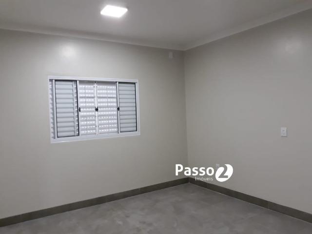Casa nova com laje e 03 quartos - Foto 6