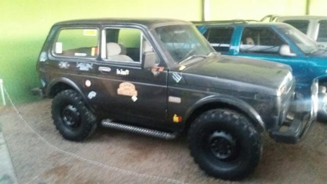 LADA NIVA 1991/1991 1.6 4X4 GASOLINA 2P MANUAL - Foto 7