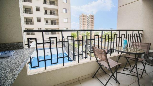 Apartamento de frente ao Assai, na Av. Rio Verde - Foto 4