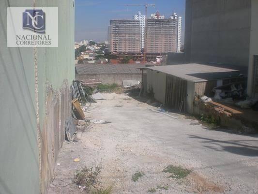 Terreno à venda, 603 m² por r$ 1.300.000 - parque das nações - santo andré/sp - Foto 5