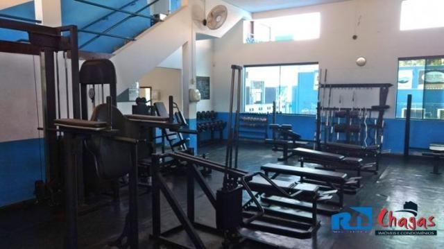 Academia com piscina olímpica aquecida, caraguatatuba - Foto 5