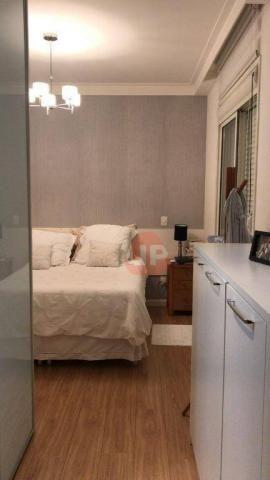 Apartamento residencial à venda, tamboré, santana de parnaíba. - Foto 5