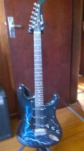 Guitarra Eagle com captadores Wilkinson