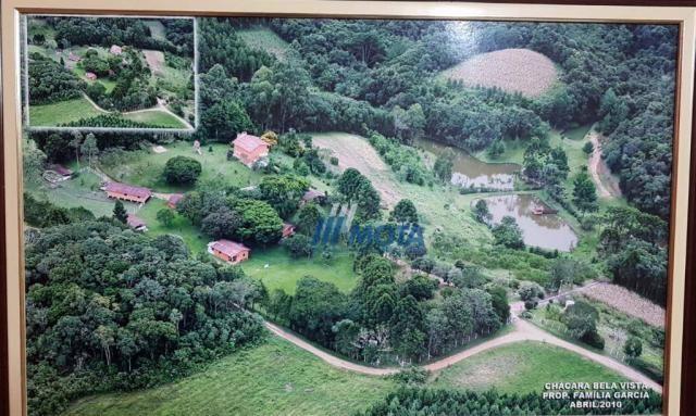 Chácara com 4 dormitórios à venda, 188368 m² por r$ 1.200.000,00 - colônia matos - mandiri - Foto 8