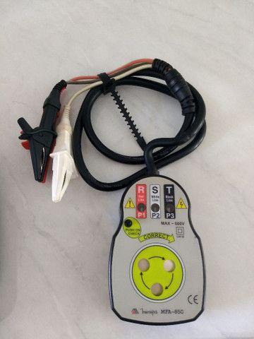 Fasimetro Minipa Mfa 850 - Foto 3