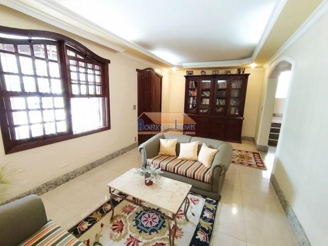Casa à venda com 3 dormitórios em Caiçara, Belo horizonte cod:45878 - Foto 3