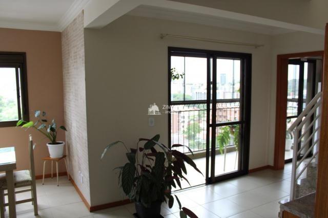 Lindo Duplex de excelente padrão a venda no centro de Santa Maria - Foto 3