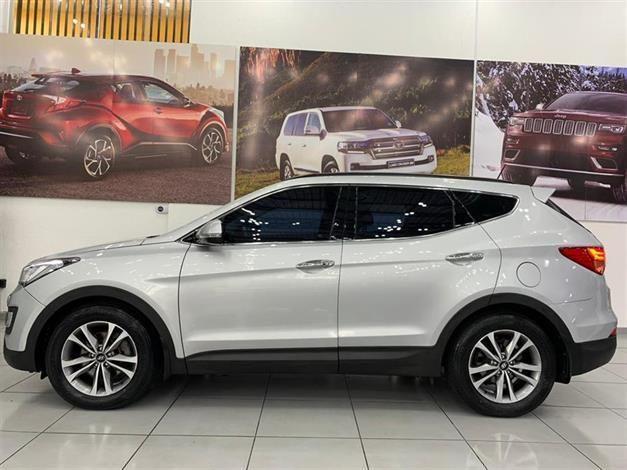 Hyundai Santa Fe SANTA FE 4WD 3.5 V6 (7 LUG) GASOLINA AUTOM - Foto 4