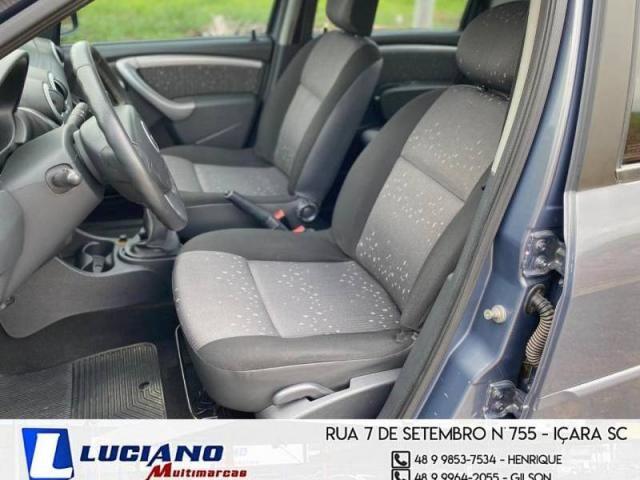 Renault LOGAN Expression Hi-Flex 1.6  - Foto 19