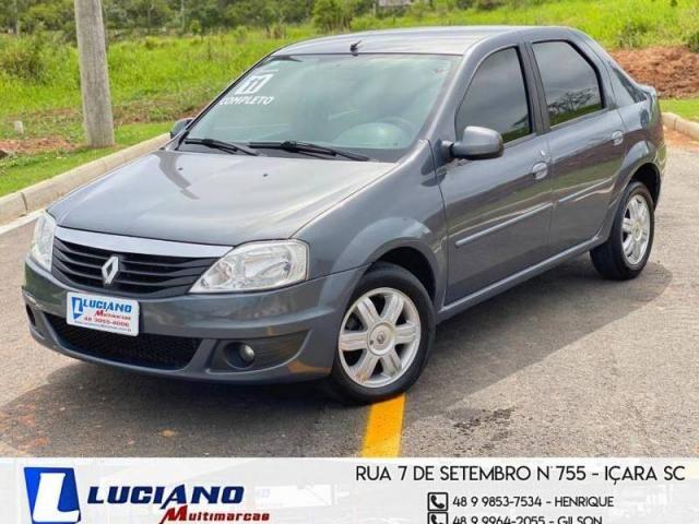 Renault LOGAN Expression Hi-Flex 1.6