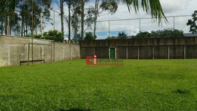 Chácara com 3 dormitórios para alugar, 2600 m² por R$ 5.500,00/mês - Jardim Roseira de Cim - Foto 5