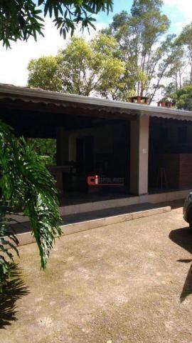 Chácara com 3 dormitórios para alugar, 2600 m² por R$ 5.500,00/mês - Jardim Roseira de Cim - Foto 12