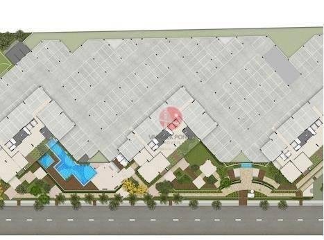 Apartamento com 2 dormitórios à venda, 56 m² por R$ 500.000,00 - Benfica - Fortaleza/CE - Foto 15