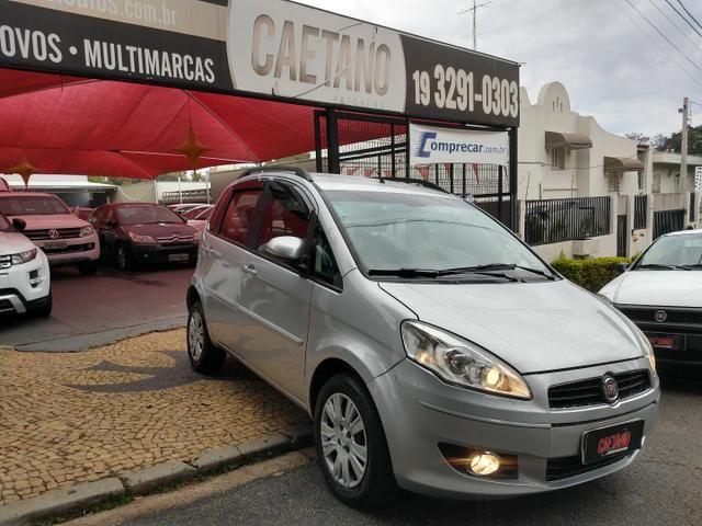 Fiat Idea attractive 1.4 flex 2012 - Foto 11