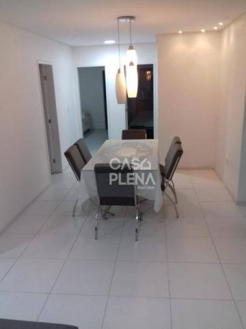 Apartamento com 3 dormitórios à venda, 128 m², R$ 285.000 - AP0022 - Montese - Fortaleza/C - Foto 3