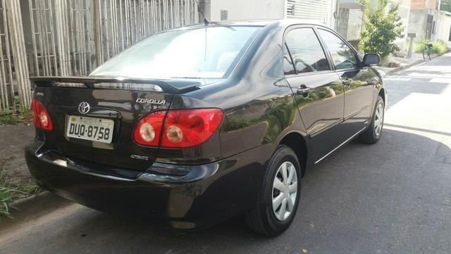 Toyota Corolla Xli Aut 1.6 Autom.2007 Gas - Foto 4