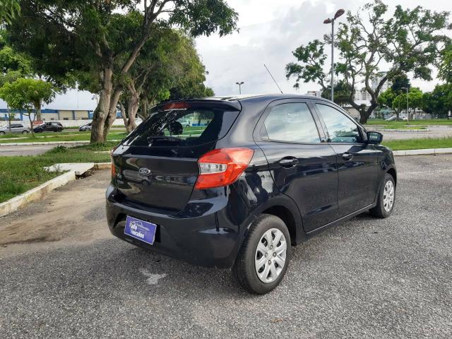 Ford/Ka 1.0 se ano 2018 Com apenas 34 mil rodados som com Welington