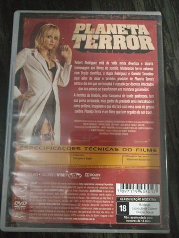 DVD Planeta Terror - Foto 2