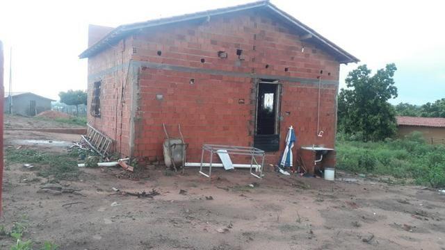 Vendo casa na cidade de Matões MA - Foto 3