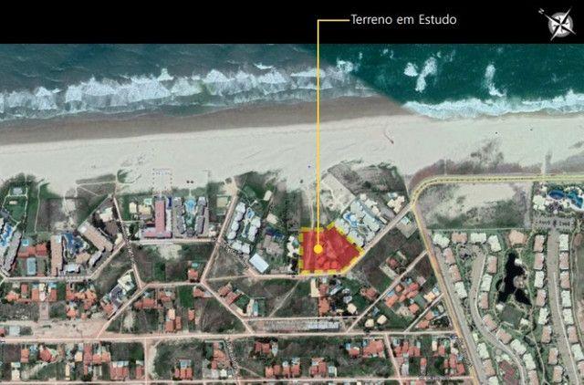 Lançamento de Apto de alto padrão no Porto das Dunas com 4 suítes - Foto 3