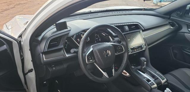 Honda Civic 2020 EXL estado de zero - Foto 5
