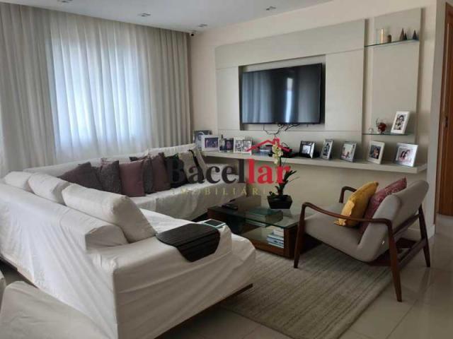 Cobertura à venda com 3 dormitórios em Tijuca, Rio de janeiro cod:TICO30224 - Foto 4