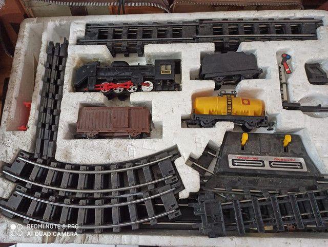 Ferrorama Antigo Estrela Xp1200 brinquedo antiguidade