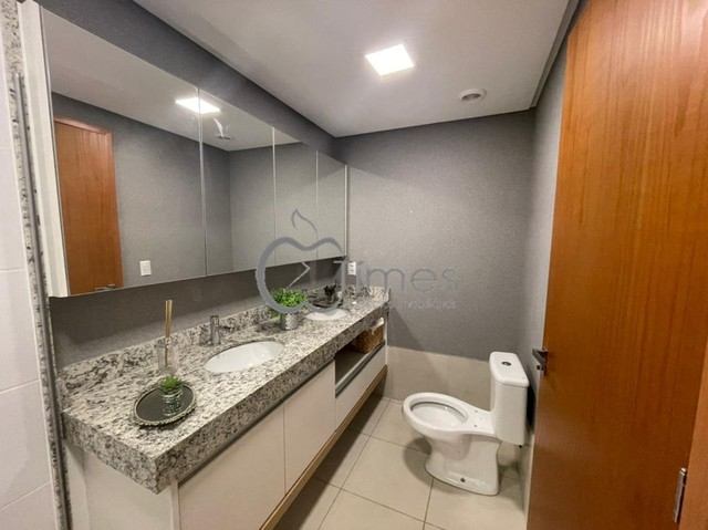Apartamento com 3 quartos no Uptown Home - Bairro Jardim Europa em Goiânia - Foto 19