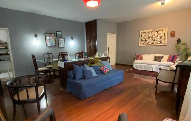 Apartamento à venda com 3 dormitórios em Leblon, Rio de janeiro cod:SCVL3268