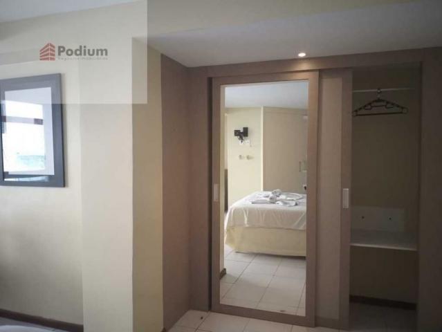 Loft à venda com 1 dormitórios em Tambaú, João pessoa cod:14585 - Foto 17