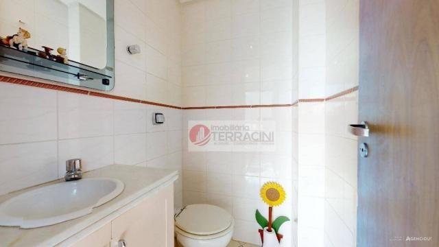 Apartamento com 3 dormitórios à venda, 120 m² por R$ 649.000 - Jardim Lindóia - Porto Aleg - Foto 13