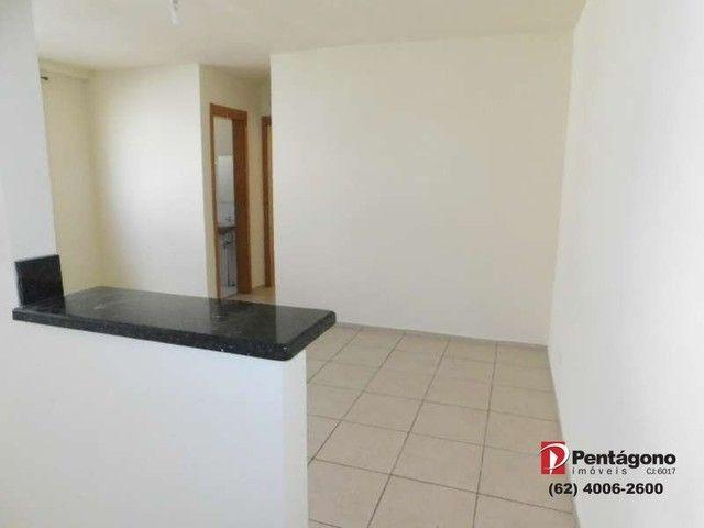Apartamento para alugar com 2 dormitórios em Vila redenção, Goiânia cod:24083 - Foto 5