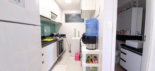 RL Vende lindo apartamento com 2 quartos Lazer completo Ótima Localização - Foto 9
